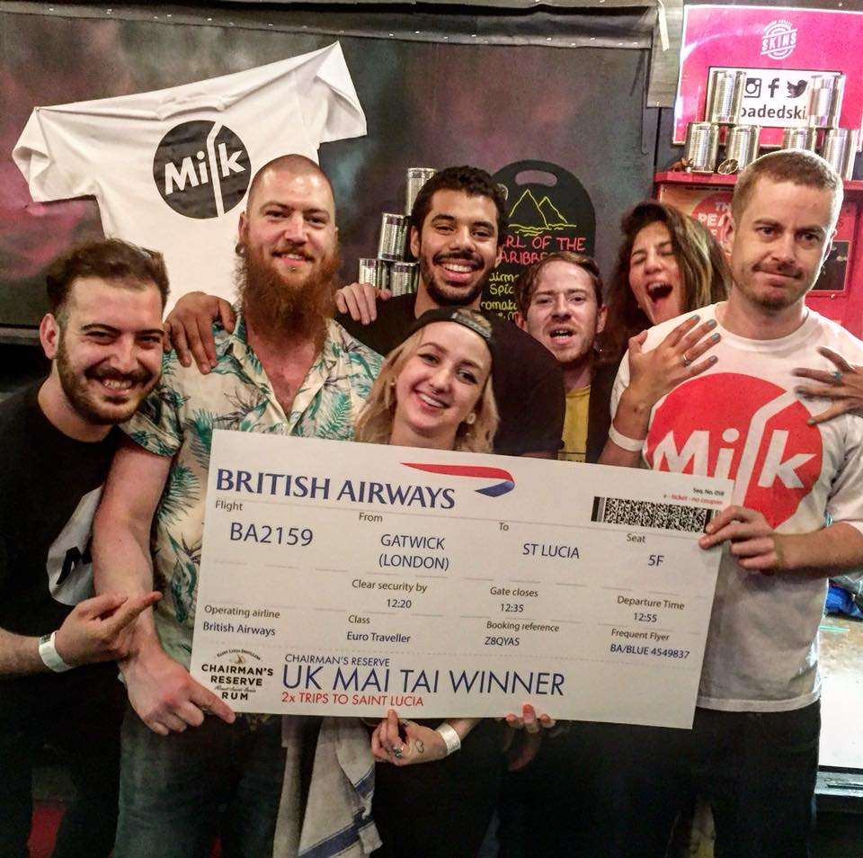 The 2017 Winners: Milk Bar (Reading)