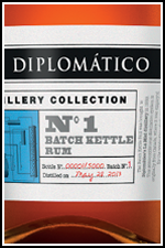 Diplomático Rum - The Distillery Collection
